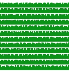 Stripes with paint drops seamless pattern vector