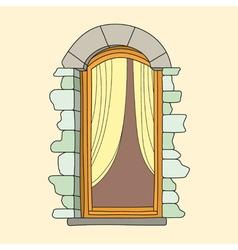 window color vector image