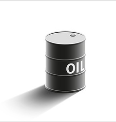 Barrel oil Stock vector