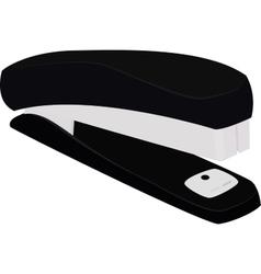 Office stapler isolated on white vector