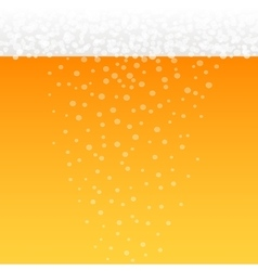Background with beer theme vector