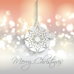 christmas background 1211 vector image