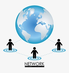 Network design vector