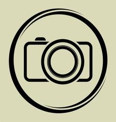 no camera4 vector image