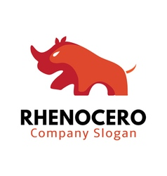 Rhenoceros Design vector