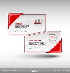 Business Frames vector image vector image