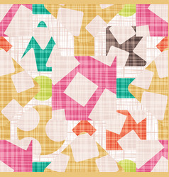 tissue design vector image