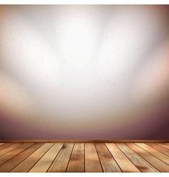 Nice wooden floor background EPS 10 vector image