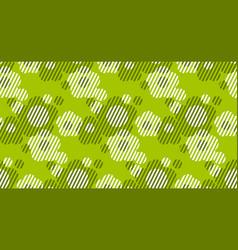 Flower minimalist style seamless pattern vector