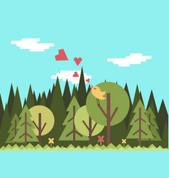 Forest7 vector