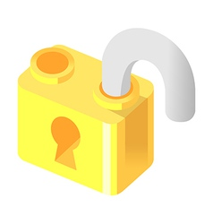Icon Lock vector