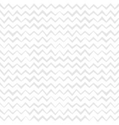 Hand drawn zigzag vector image