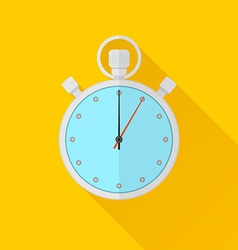 Timer icon Flat style vector