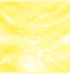 yellow burst blurred background vector image