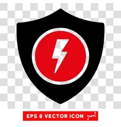 Electric Guard Eps Icon vector