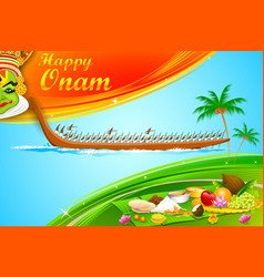 Onam Wallpaper vector