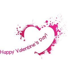 valentine day symbol vector image