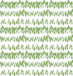tree pattern background vector image vector image