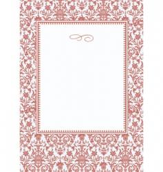 Decorative pattern vector