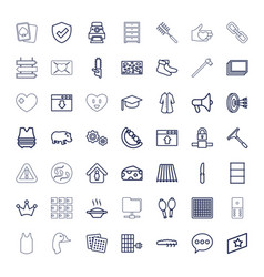 49 background icons vector