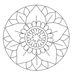 Mandala Simple Vector Images (over 2,700)
