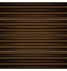 Dark brown concept stripes technology abstract vector