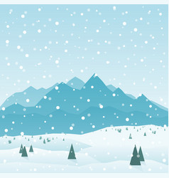 Mountains3 vector