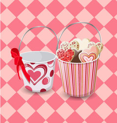 Special gifts valentines day vector image vector image