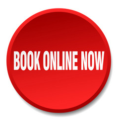 Book online now vector