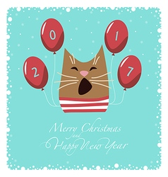 happy new year 5123 vector image