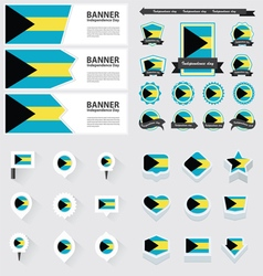 SET bahamas vector