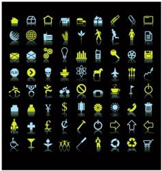 Symbol set vector