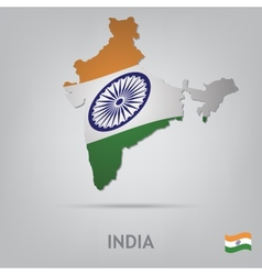 country india vector image vector image
