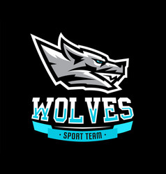 logo identity for the sports vector image
