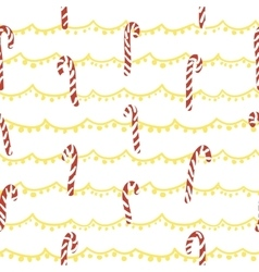 Christmas Simple Pattern vector
