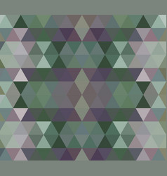 dark green and purple polygon abstract vector image