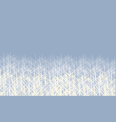 Lilac winter background vector