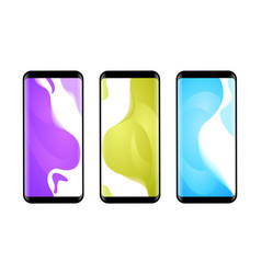 phone x wallpaper collection editable vector image