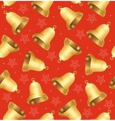 Bells Background Pattern vector image