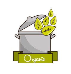 Vegan food icon stock vector