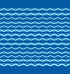 abstract seamless wave pattern wave seamless vector image