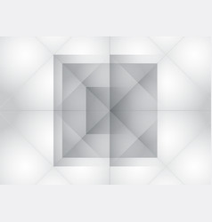 Gray triangles geometric abstract background vector