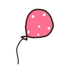 Icon Ballon vector