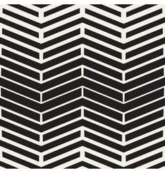 Seamless Chevron ZigZag Lines Halftone vector