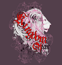 kingdom fear vector image