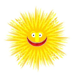 Sun smile Summer Yellow Sun Symbol summer vector