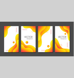 Organic backgrounds for instagram vector