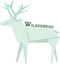Wilderness vector