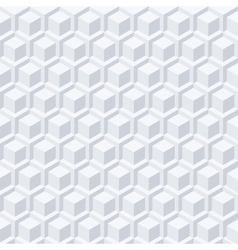 Abstract background Reliefe cubes geometric vector image vector image