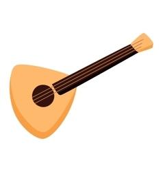 balalaika guitar vector image